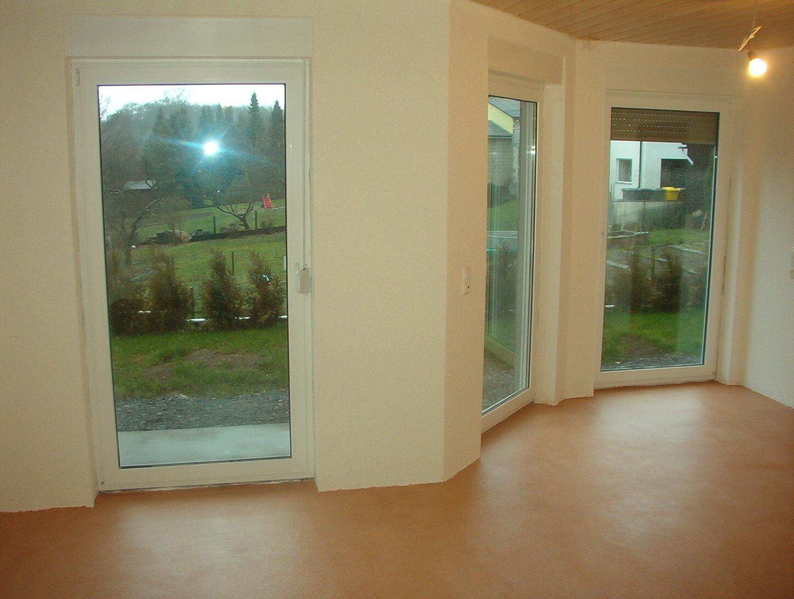 Treppenhaus verputzen gallery of kleine bder grundrisse for Wohnzimmer verputzen